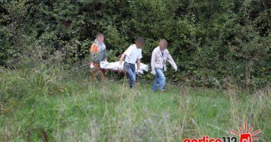 Szymbark: zwłoki 74-letniego mężczyzny odnaleziono w lesie