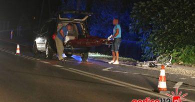 Siary: śmiertelny wypadek z udziałem rowerzysty