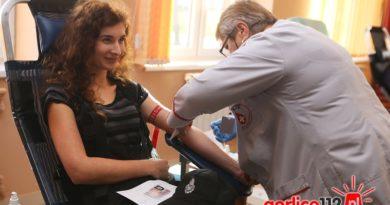 HDK przy OSP Moszczenica zebrał rekordową ilość krwi podczas listopadowej akcji