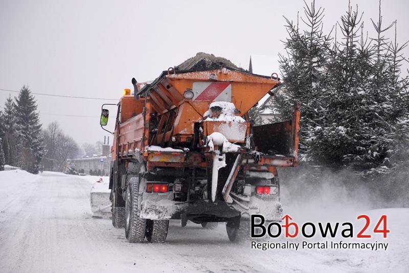 Ważne telefony dla kierowców w czasie zimy - powiat gorlicki