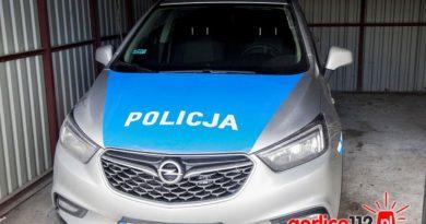 Opel Mokka X wzmocnił flotę Komendy Powiatowej Policji w Gorlicach