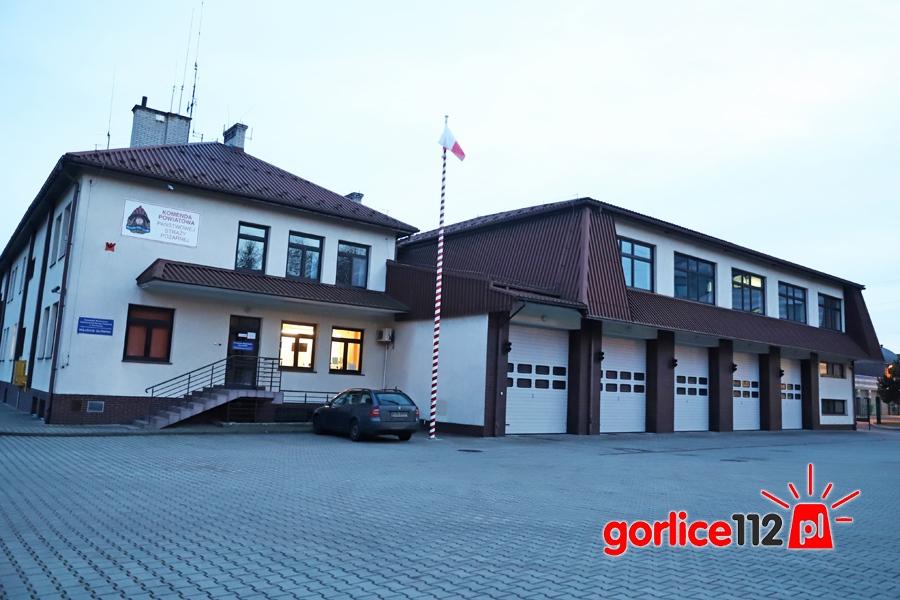 Komenda Powiatowa PSP w Gorlicach