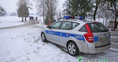 Wysowa: policjanci uratowali mężczyznę przed zamarnięciem