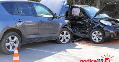 Ropa: zderzenie Nissana z Toyotą 14 04 2018 g. 13:30