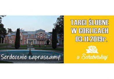Pałac w Siarach zaprasza na Targi Ślubne. Już w najbliższą niedzielę!